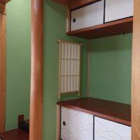 床の間 住宅改修工事